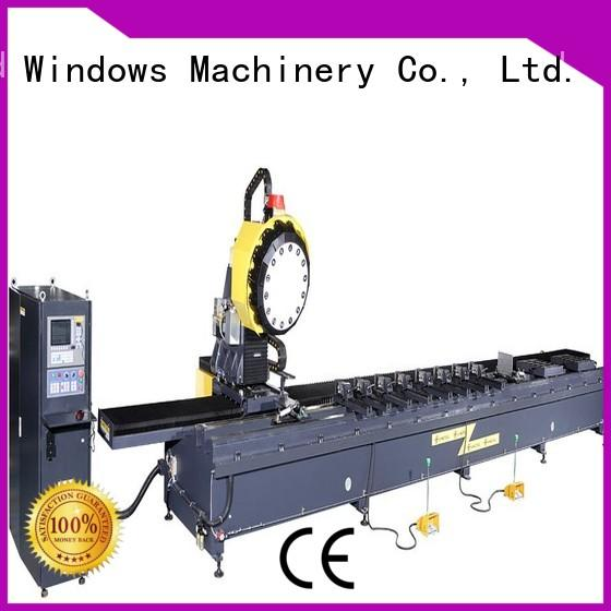 precise digital display double head saw wall bulk production for engraving