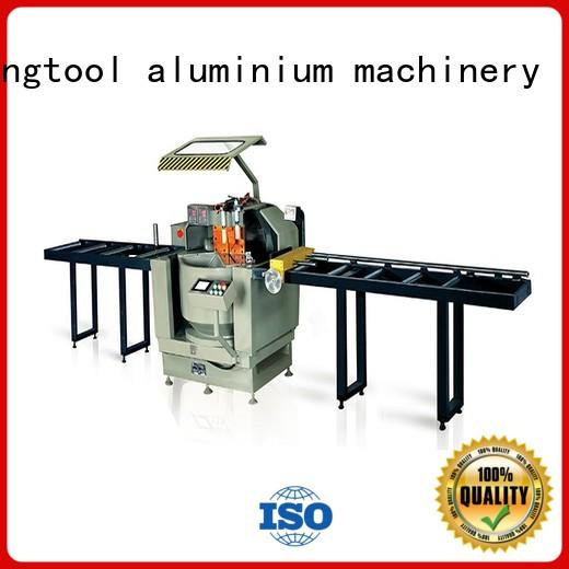 precise digital display double head saw curtain factory price for grooving