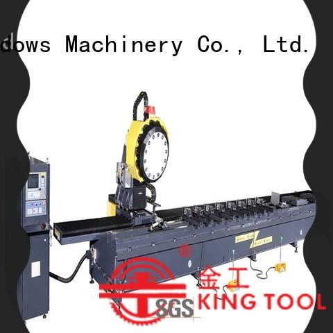 kingtool aluminium machinery durable aluminium press machine machine for milling