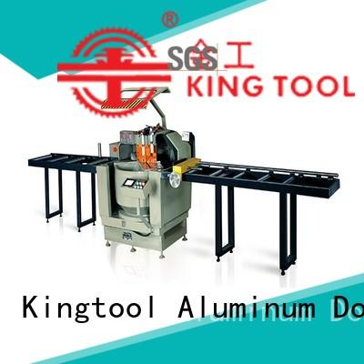 aluminum profile machine machine cnc kingtool aluminium machinery Brand company