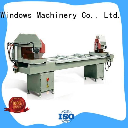 kingtool aluminium machinery first-rate types of cnc machine for curtain wall materials in workshop