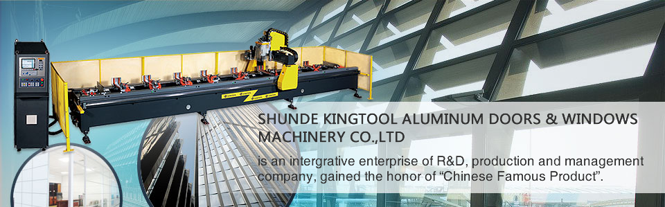 kingtool aluminium machinery Array image66