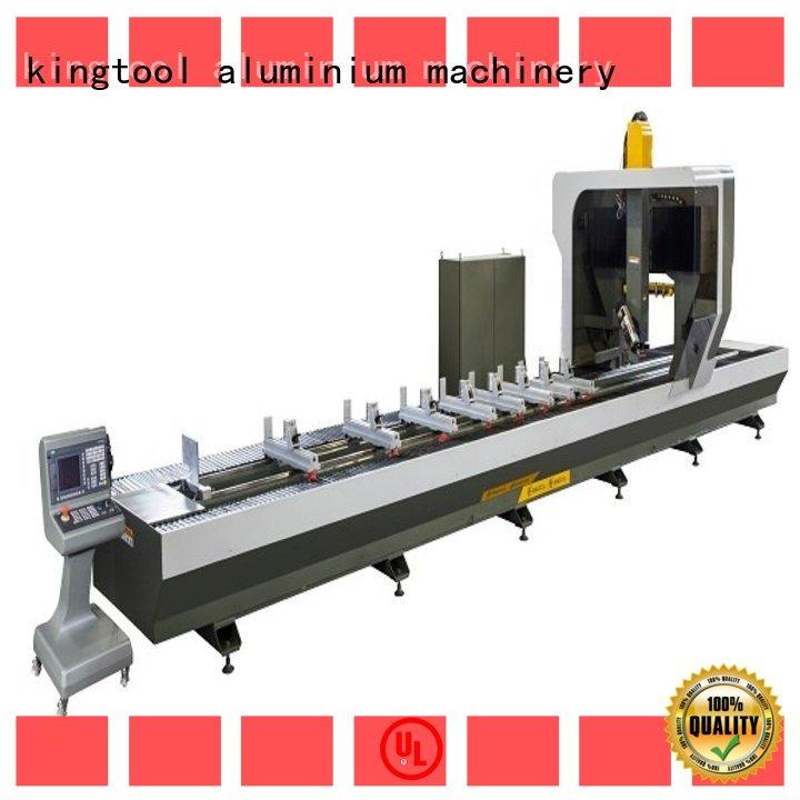 kingtool aluminium machinery accurate cnc router machine for sale from China for grooving