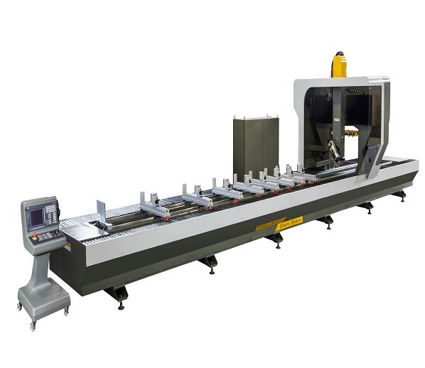 kingtool aluminium machinery KT-S860 4-Axis CNC Machining Center Aluminium CNC Router image4
