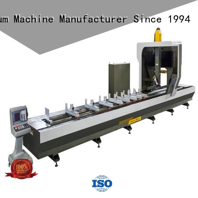 steady aluminium router machine double factory price for cutting