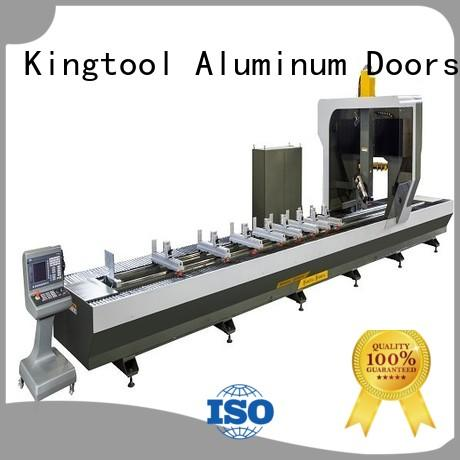 Hot aluminum cnc router machining kingtool aluminium machinery Brand