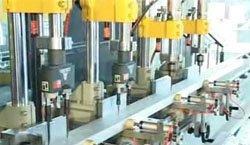 KT-368B Pneumatic Multi-head Drilling Machine