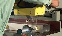KT-393C Roteador semi-automático de cópia de um único eixo