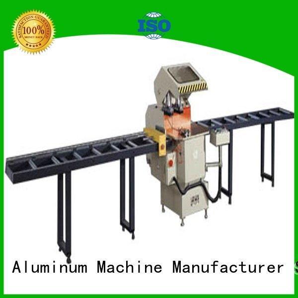 OEM aluminium cutting machine price type profile machine aluminium cutting machine