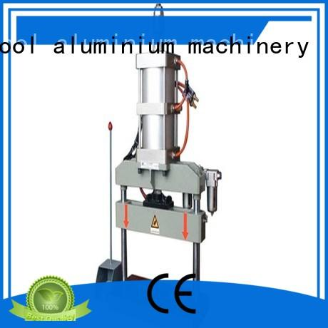 best automatic punching machine pnumatic factory price for milling