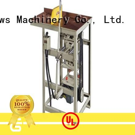 stable cnc laser cutting machine double for plastic profile in workshop