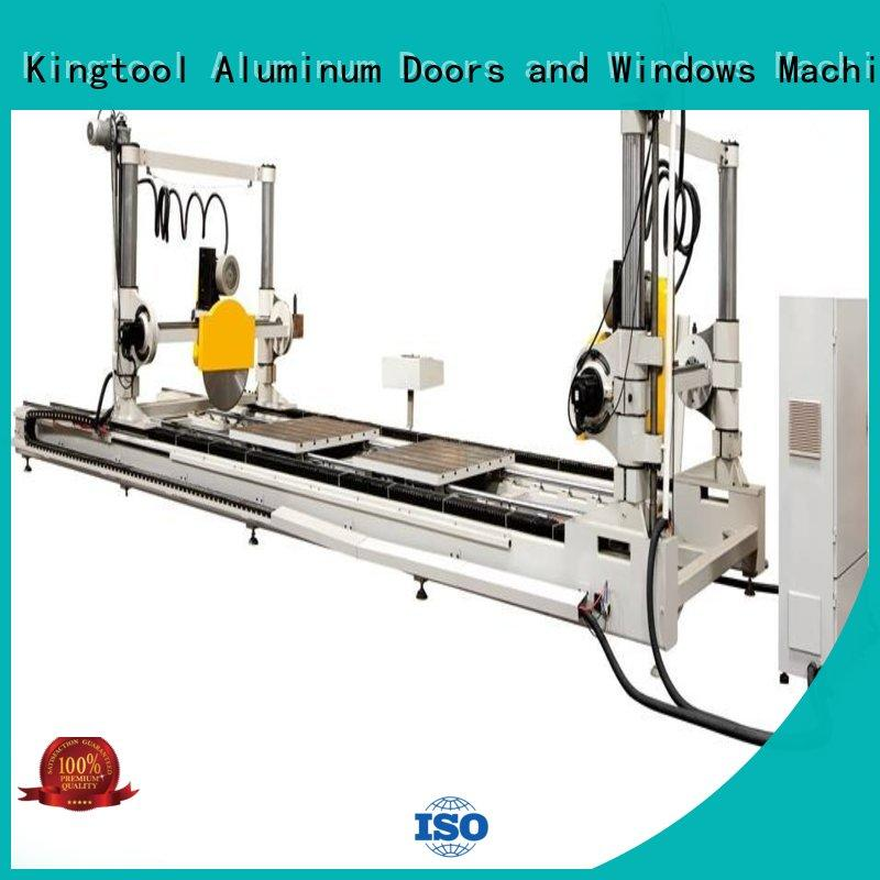 kingtool aluminium machinery profile cnc router machine from China for plate
