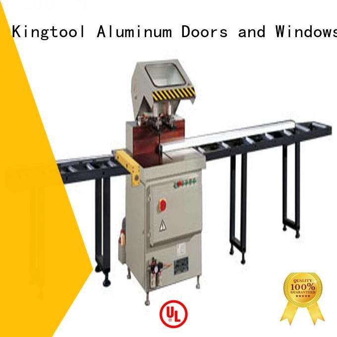 machine kingtool aluminium machinery aluminium cutting machine price
