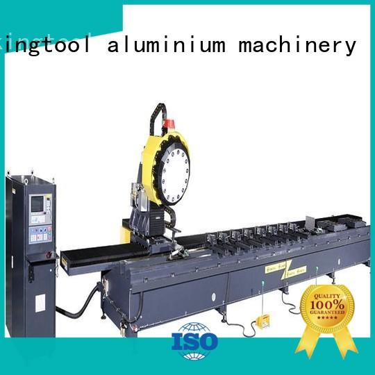 machining best cnc router China manufacturer for milling kingtool aluminium machinery