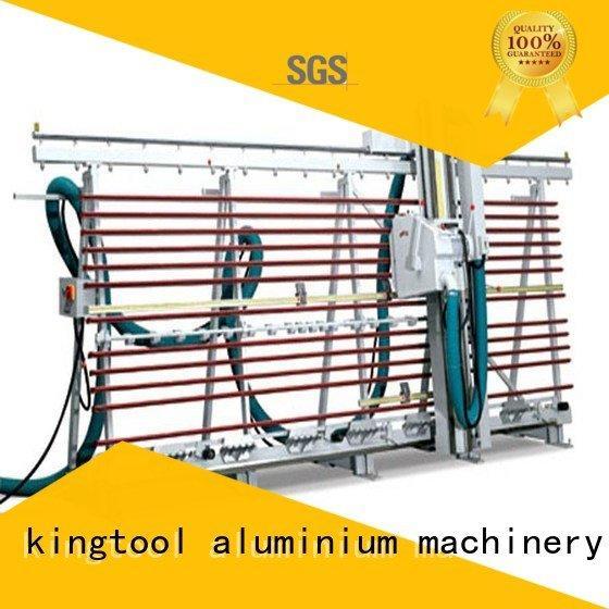 panel aluminum ACP Processing Machine saw kingtool aluminium machinery