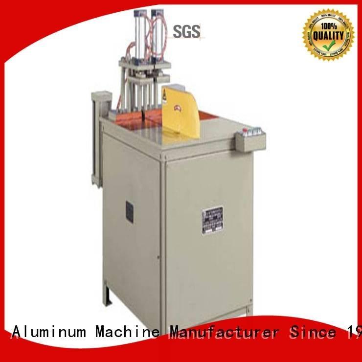 auto feeding kingtool aluminium machinery aluminium cutting machine