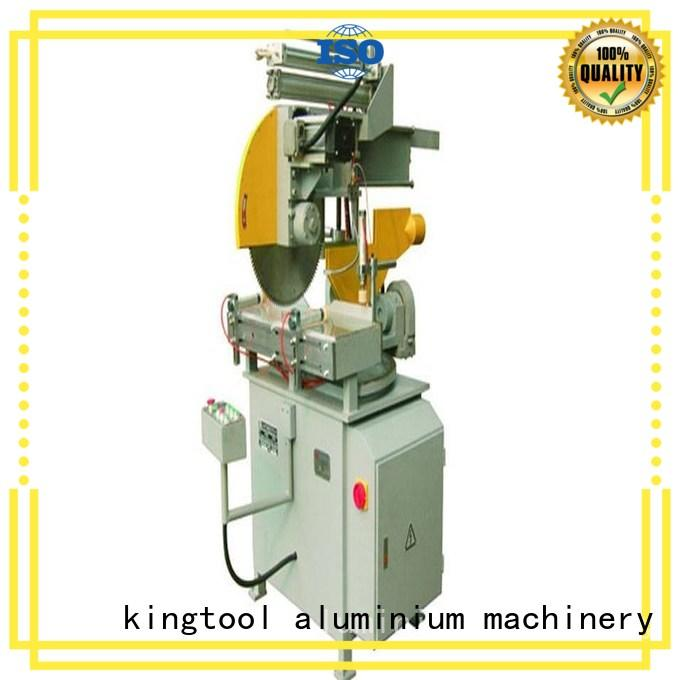 kingtool aluminium machinery eco-friendly aluminium cutting machines for heat-insulating materials in factory