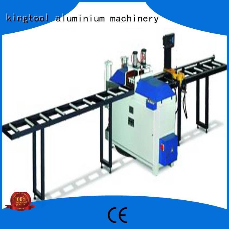 aluminium cutting machine price mitre multifunction aluminium cutting machine kingtool aluminium machinery Brand