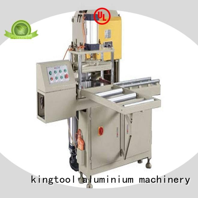 durable sanitary aluminum cutting machine threeblade from China for tapping
