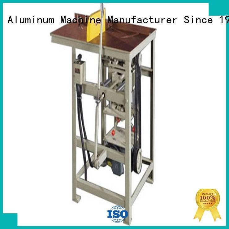 double thermalbreak window readout kingtool aluminium machinery aluminium cutting machine price