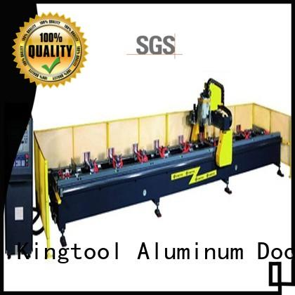 Wholesale double-head machining aluminium router machine kingtool aluminium machinery Brand