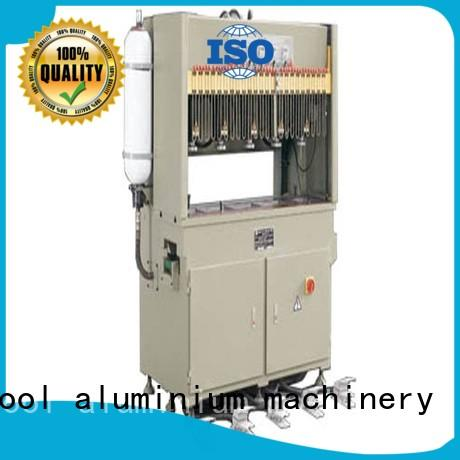 machine aluminum punch with cheap price for metal plate