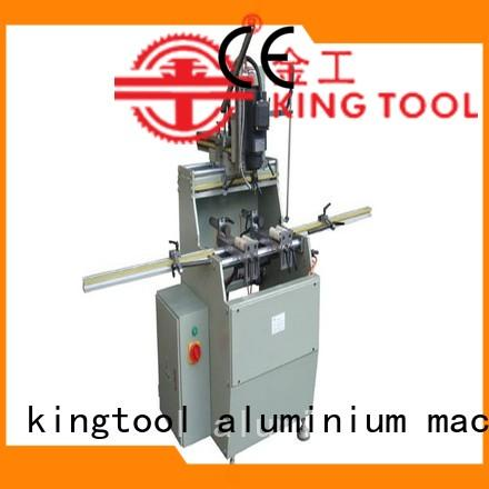kingtool aluminium machinery eco-friendly portable copy router machine for aluminium China manufacturer for steel plate