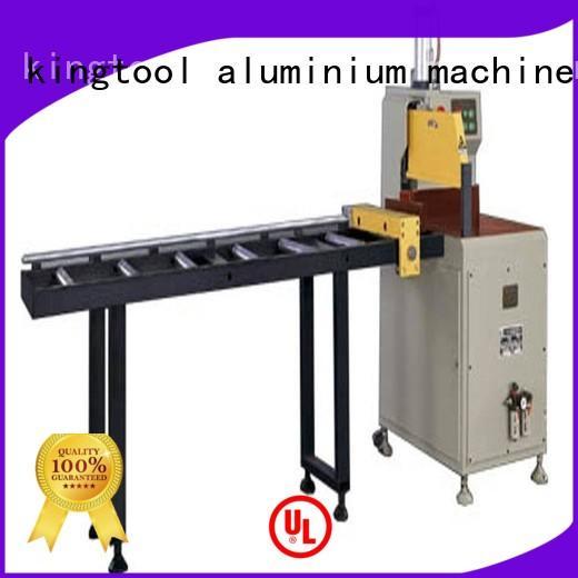 full 3axis aluminium cutting machine cnc kingtool aluminium machinery Brand company