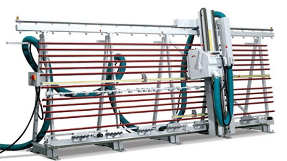 kingtool aluminium machinery KT-971 Aluminum Composite Panel Grooving and Cutting Machine ACP Processing Machine image2