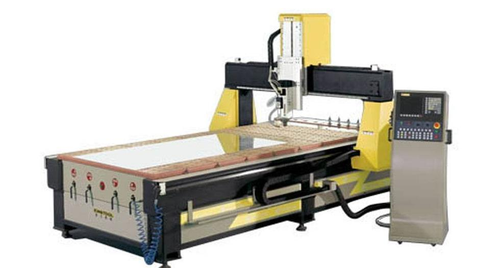 KT-330CNC Panel Machining Center Aluminum CNC Router