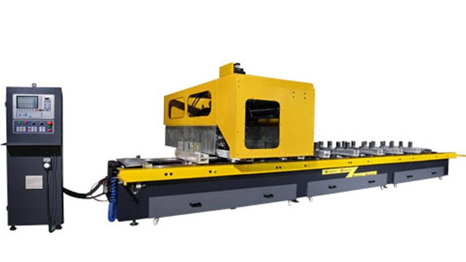 kingtool aluminium machinery kT-850 CNC Machining Center Aluminum Router Aluminium CNC Router image14