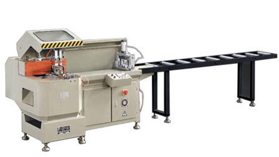 KT-328A-D Precision Full Automatic Aluminum Cutting Machine
