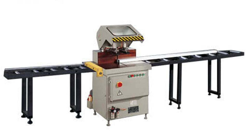 kingtool aluminium machinery KT-328C Single Head Saw Aluminum Cutting Machine in Heavy-duty Aluminum Cutting Machine image19