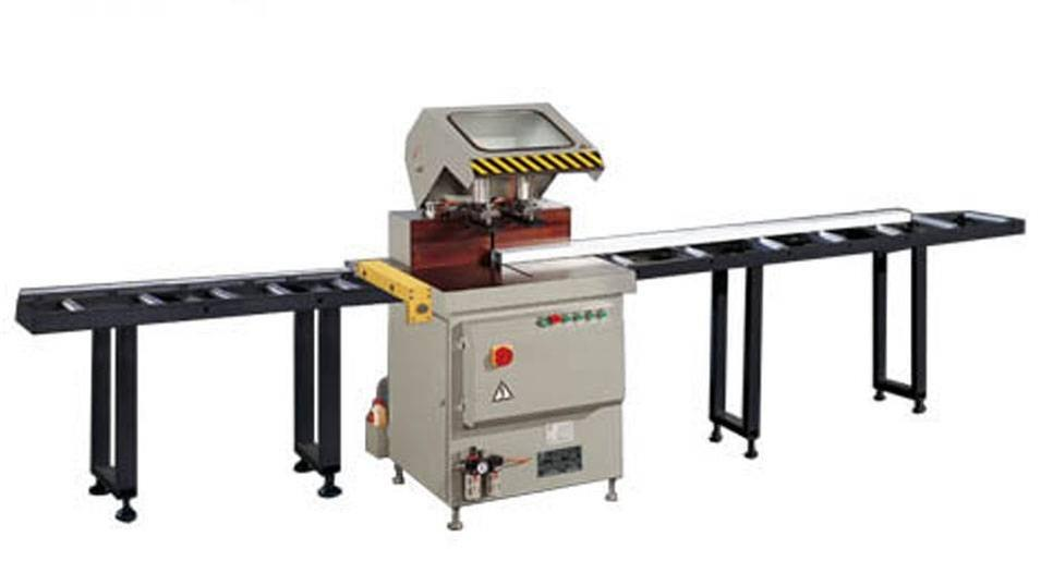 KT-328C Single Head Saw Aluminum Cutting Machine in Heavy-duty