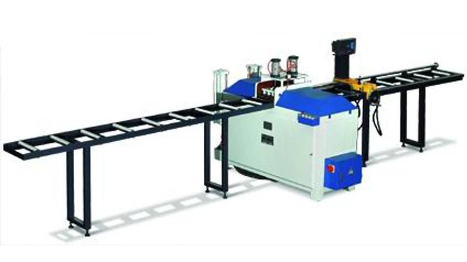 KT-363D Thermal-break Profile 45° Aluminum Cutting Machine