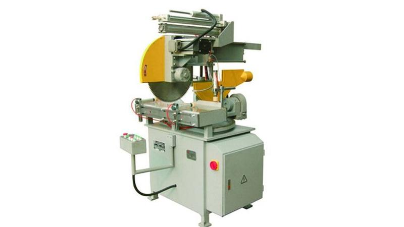 KT-D500A 2-Axis Multi-function Single Head Saw for Aluminum Cutting Machine