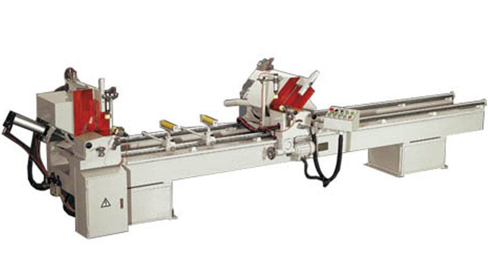 kingtool aluminium machinery KT-383 Double Mitre Saw for Aluminum Cutting Machine Aluminum Cutting Machine image13