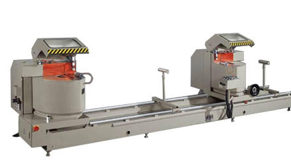 KT-383A Double Mitre Saw for Aluminum Cutting Machine