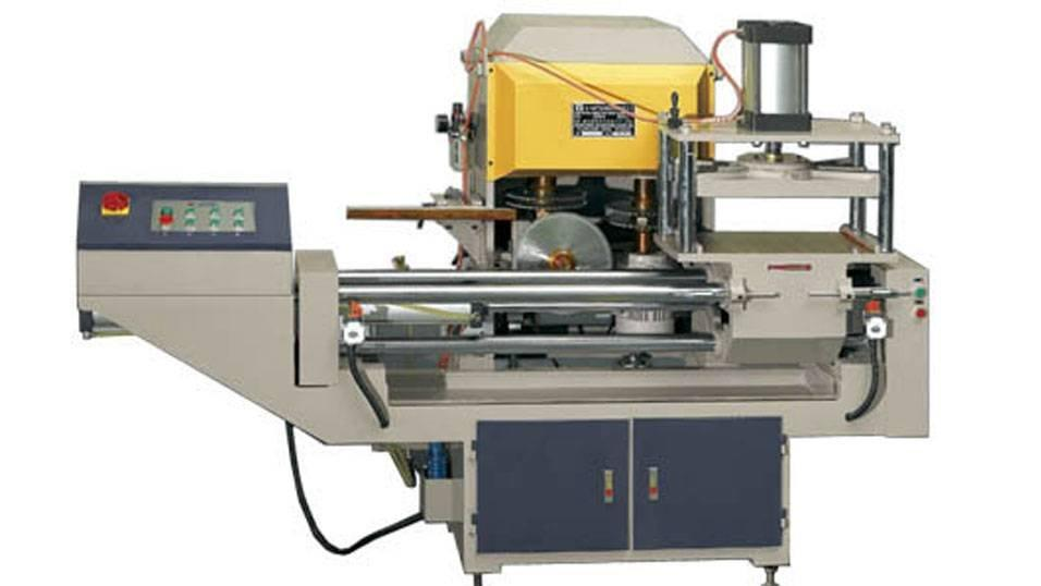 KT-313F End-Milling Machine for Aluminum Curtain Wall Material