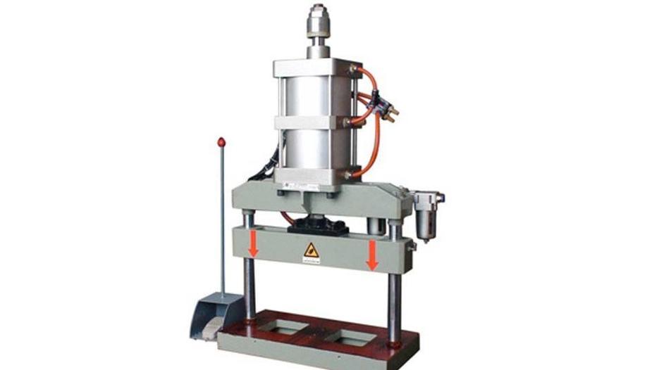 KT-373C Pnumatic Punching Machine for Aluminum Profile