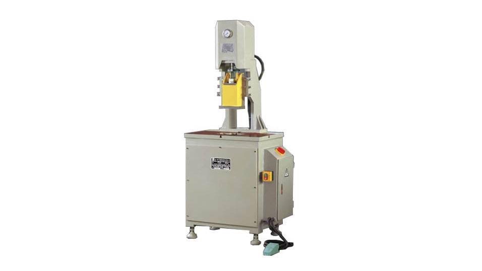 KT-373B Máquina de perfuração de alumínio hidráulico assentada