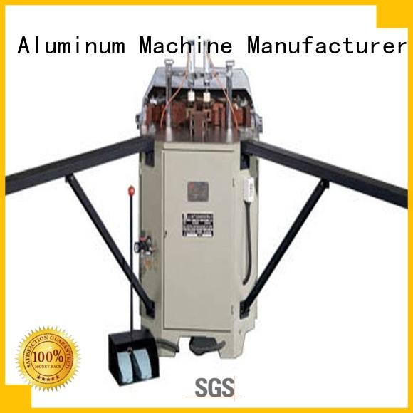 Hot aluminium crimping machine for sale hermalbreak kingtool aluminium machinery Brand