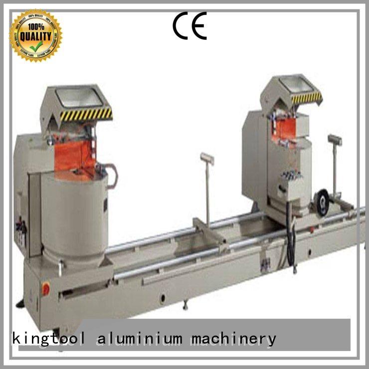 best-selling aluminium sheet cutting machine saw for plastic profile in workshop