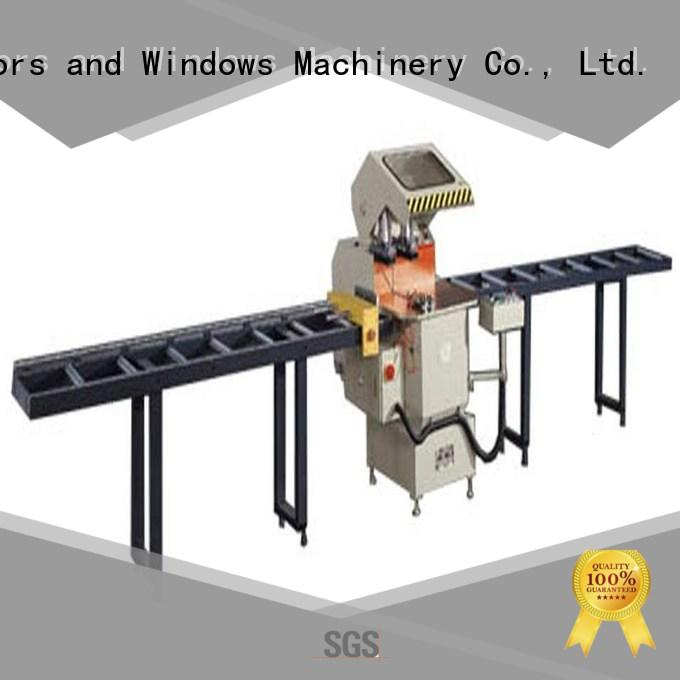 Hot aluminium cutting machine price mitre kingtool aluminium machinery Brand
