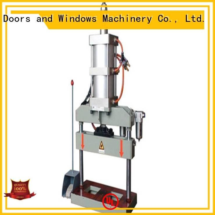 aluminium punching machine four column machine hydraulic oil kingtool aluminium machinery