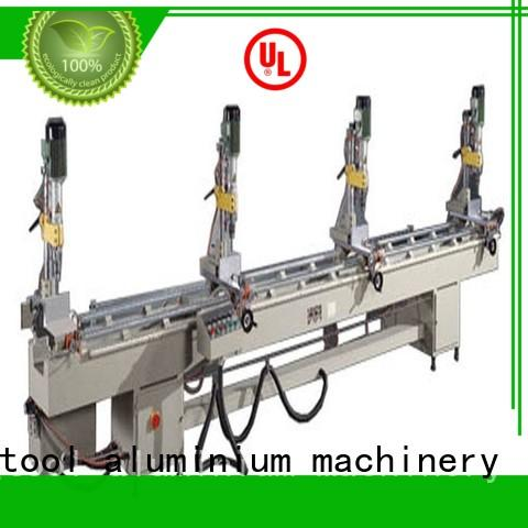 easy-operating Aluminium Drilling Machine in different color for metal plate