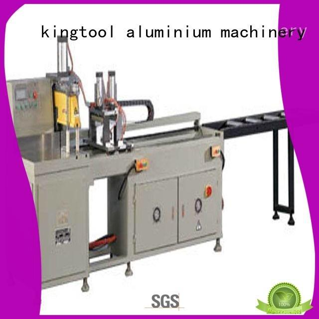 OEM aluminium cutting machine price angle kt383fdg duty aluminium cutting machine