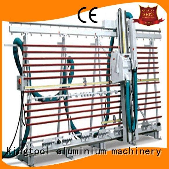 grooving saw aluminum cutting kingtool aluminium machinery ACP Processing Machine