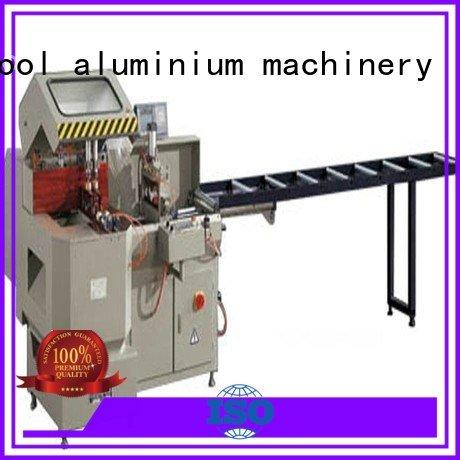 aluminium cutting machine price 3axis single kingtool aluminium machinery Brand