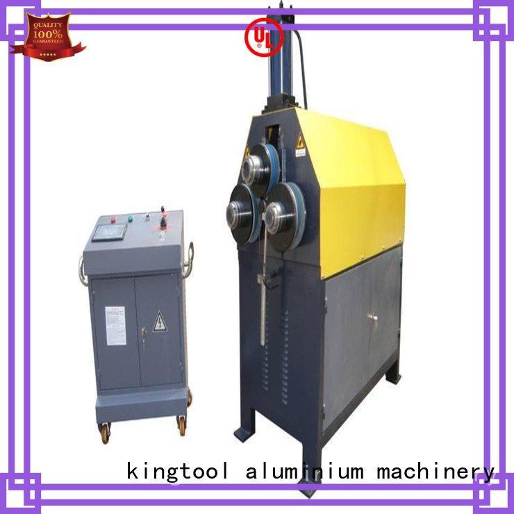 bending machine aluminium bending machine kingtool aluminium machinery Brand